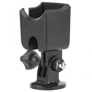 Image 4 - Dji osmoポケットカメラ拡張ベースマウントホルダースタンドブラケットと 1/4 ネジ穴三脚用selfieスティック