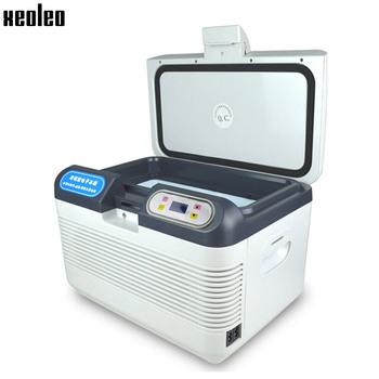 XEOLEO 12L podwójnego zastosowania przenośny inkubator temperatury zwierząt i medycyna medyczna termoelektryczne spermy chłodnicze tanie i dobre opinie 70 w 100l 220 v Klasa 5 Automatycznego rozmrażania CN (pochodzenie) Single-temperatura BWBX-12 420 * 280 * 300mm