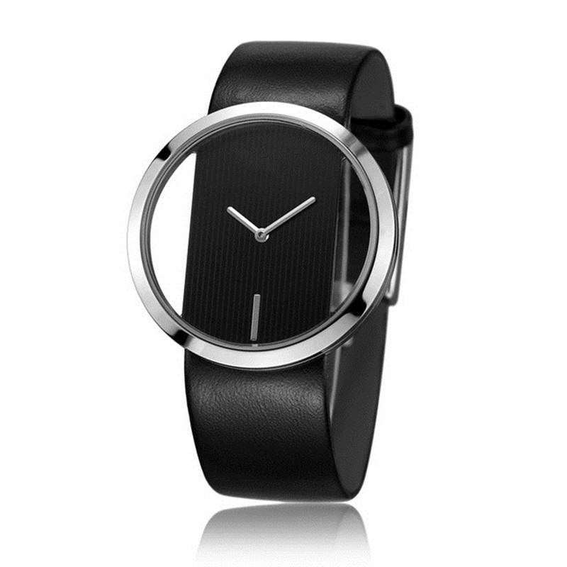 Women Watch DOM Brand Luxury Fashion Casual Unique Lady Wrist Watches Leather Quartz Waterproof Stylish Relogio Feminino