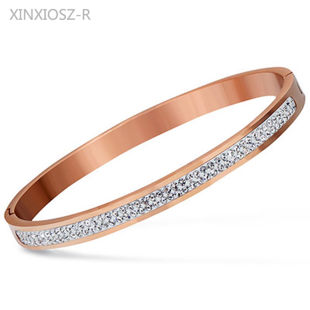 Round Silver Cuff Letter O Design Bangle Bracelet Fashion Women Jewelry Gift XINXIOSZ