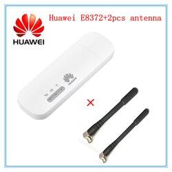Huawei-routeur wi-fi 4g débloqué pour voiture, aile e8372h-153, antenne, fente sim e8372h-608, pour point d'accès débloqué, pour voiture