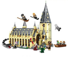 926pcs Hogwarts Castle Voldemort Lepinblock Harries Potters Playmobil Friends Technic Building BlocksToys for Children Gifts(China)