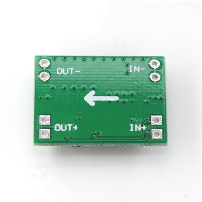 10pcs Step down Power Module DC DC 3A Voltage Buck Converter Adjustable 92 Stabilivolt Module 24V to 12V 9V 5V 3V in Voltage Regulators Stabilizers from Home Improvement