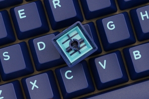 Image 5 - Domikey hhkb abs doubleshot keycap set Atlantis blue hhkb profile for topre stem mechanical keyboard HHKB Professional pro 2 bt