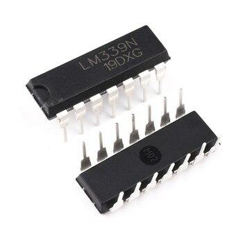 10pcs LM339N DIP14 LM339 DIP NOVO