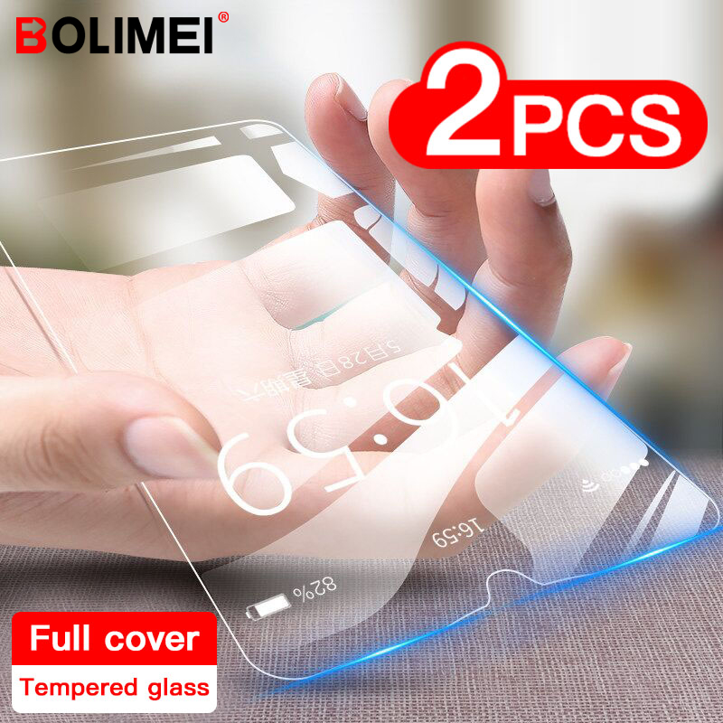 Full Cover Tempered Glass For Huawei P30 Lite P20 Pro Screen Protector Protective Glass On The For Huawei P10 Lite P9 Plus Glass