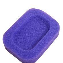 Практичный держатель губки для посуды, пенопласт, ванная комната, душевая ванна, кухонная раковина, супер абсорбент для мыла для дома, путешествия, кухонный инструмент