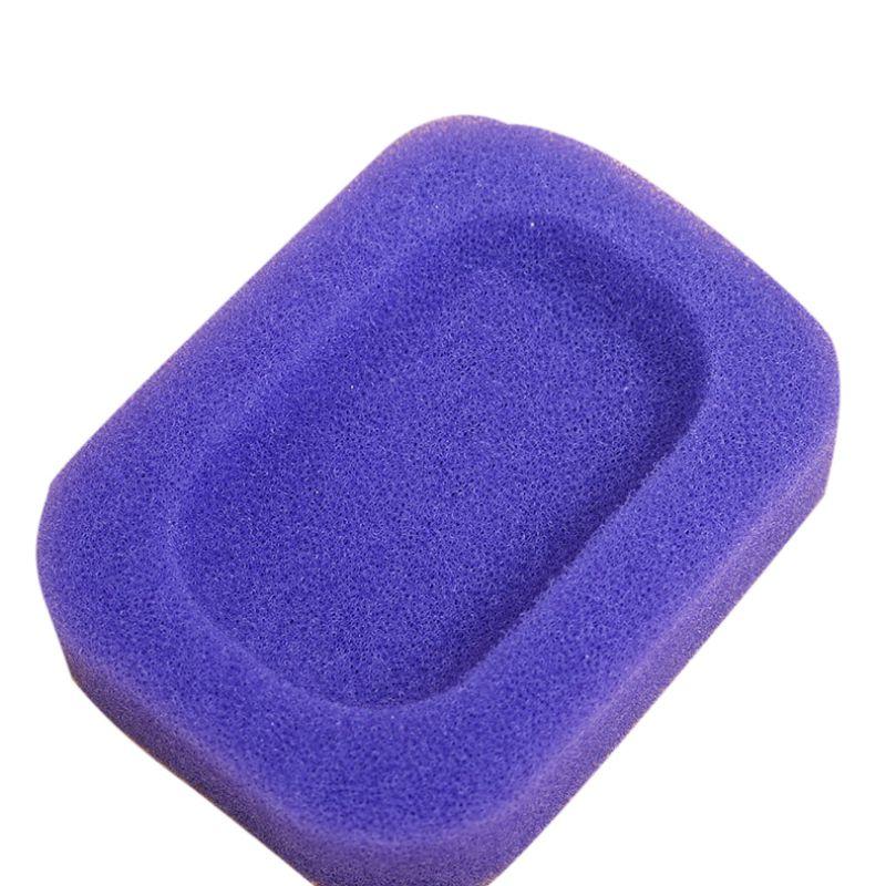 Practical Dish Sponge Holder Foam Bathroom Shower Tub Kitchen Sink Super Absorbent For Soap For Home Travel Kitchen Tool