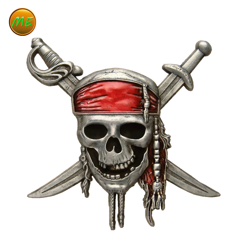 Button badges pin collectable various skull biker badges pirate jacket pins