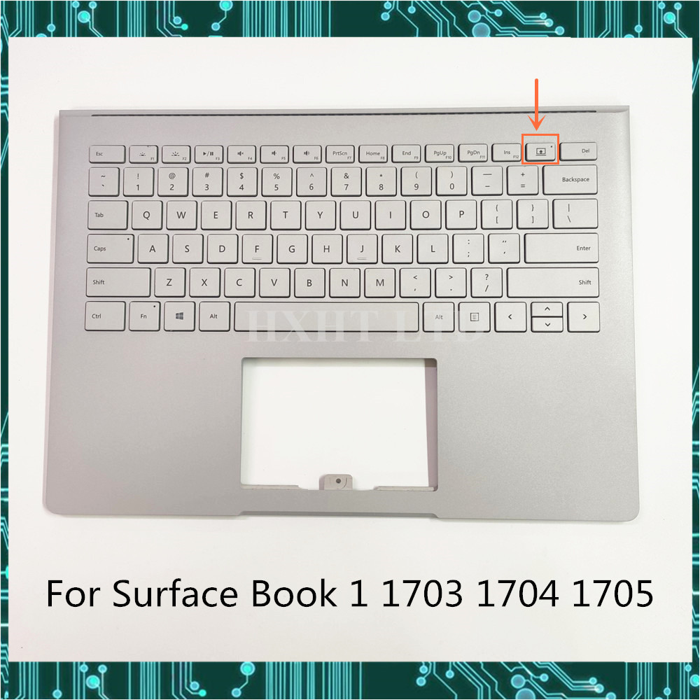 Tested Model 1704 Genuine Microsoft Keyboard Base for Surface Book