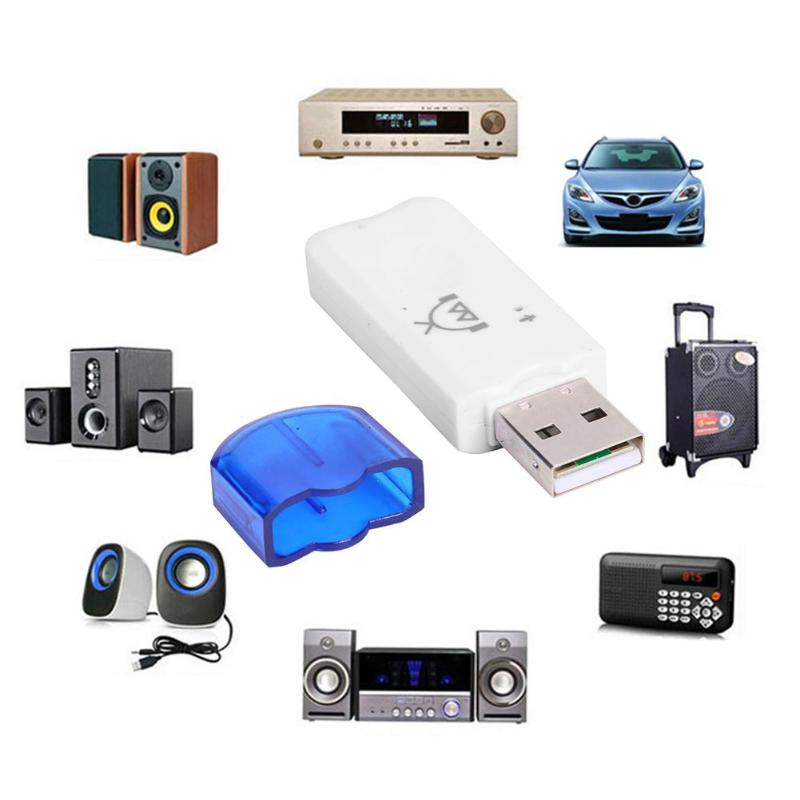 BT-470 Bluetooth 2.1 A2DP Stereo Music Receiver Adapter Car Kit for Radio Phone Plug and Play without Driver Software image