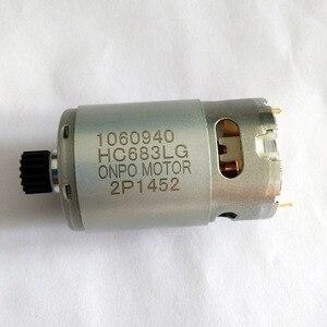 Image 4 - Onpo 14.4V 16 Răng DC Mocro Động Cơ 1060940 Cho Black & Decker EGBL148 Điện Khoan Vặn Vít Phụ Kiện