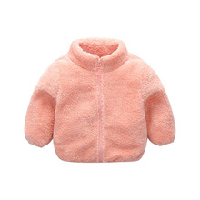 new baby girl coats and jackets autumn winter toddler baby winter jacket fashion children warm thick plush jacket Kids clothes 2017 fashion girl s down jackets coats winter baby coats thick warm jacket children outerwears 30degree jackets