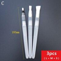185mm - 3PCS - L M S
