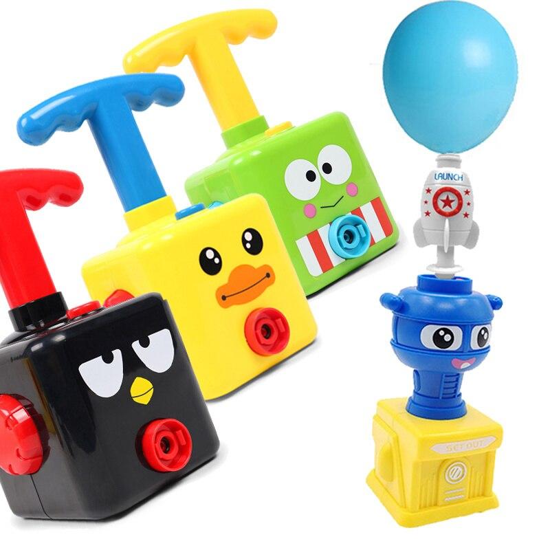 Twee-in-een krachtballon auto speelgoed traagheid kracht ballon - Auto's en voertuigen - Foto 2