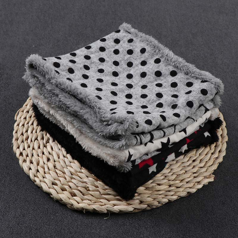 2019 New Arrival Warm Cotton Scarf Street Fashion Baby Shawl Winter Kids Ring Neck Wraps For Children Boys And Girls 7 Types