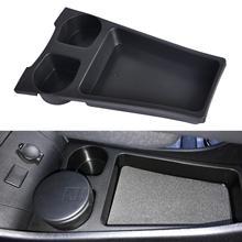 Car Cup Holder Tray Center Console Organizer Console Contain