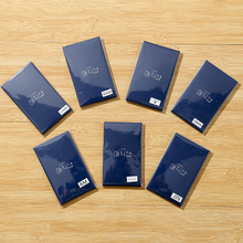 Bangtan7 Boys Guestbook Lomo Cards (7 Models)