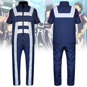 Image 1 - Mon héros académique Midoriya Izuku tous les rôles costume de gymnastique lycée tenue de sport tenue Anime Cosplay Costumes M 2XL