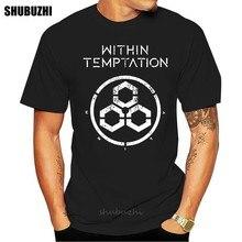 Camiseta de algodón para hombre, camisa con Logo de licencia, a la moda, talla europea, de verano