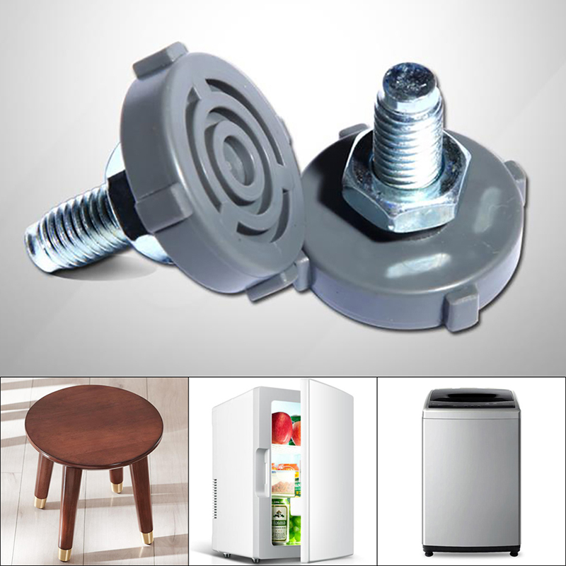 Adjustable foot cups Screw furniture Support legs Base Leveling Feet Furniture Glide Pad Hardware