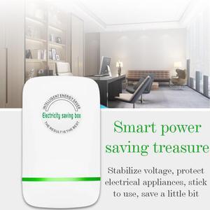 Image 3 - J3S8 – boîte déconomie délectricité, dispositif déconomie dénergie, appareil domestique intelligent, prise ue