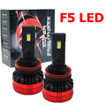 F5 светодиодный головной светильник лампы 110W 20000LM H7 H11 H8 9005 9006 H1 светодиодный лампы светодиодный H7 головной светильник комплект туман светиль...