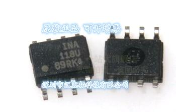 5pcs/lot INA118U 118U INA118UK SOP-8 200pcs lm2904 lm2904dr sop 8