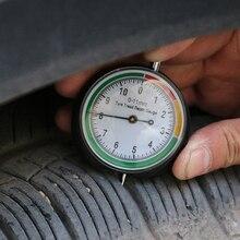 цена на 1 Pcs Tire Repair Tool Car Tyre Tread Depth Gauge Trucks Van Tire Pointer Monitor Measure Device Tool