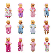 Vêtements de poupée, 15 styles, adaptés à 33-35 cm, accessoires de poupée Nenuco su Hermanita