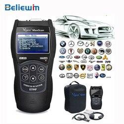 OBD2 автомобильный сканер Maxiscan Vgate VS890 считыватель кодов неисправностей EOBD JOBD CAN-BUS многоязычный сканер для диагностики автомобиля