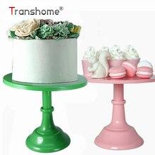Transhome Cupcake Stand Metal Dessert Table High Cake Tray Christmas Wedding Birthday Party Macaron Cupcake Rack Wedding Stand
