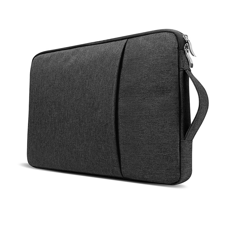 dark gray Red Tablet Sleeve Case For iPad 10 2 2020 Travel Cover Pouch Bags For iPad 8th generation