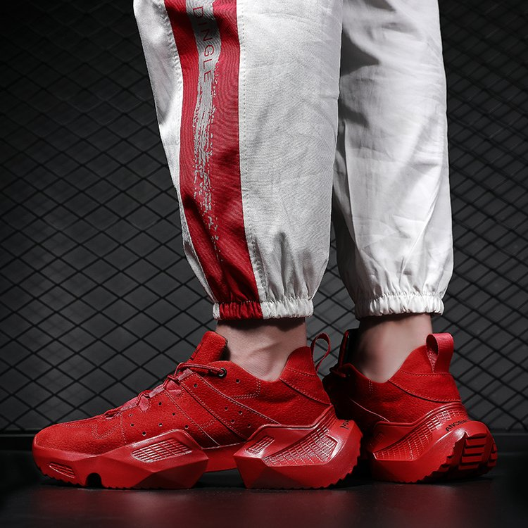 Chaussures homme baskets trapues baskets d'été Ultra Zapatillas Deportivas Hombre chaussures décontractées respirantes Sapato Masculino Krasovk