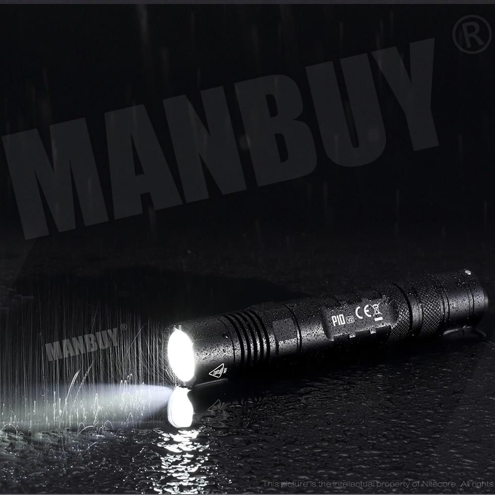 nitecore lanterna tatica de led frete gratis bateria 01