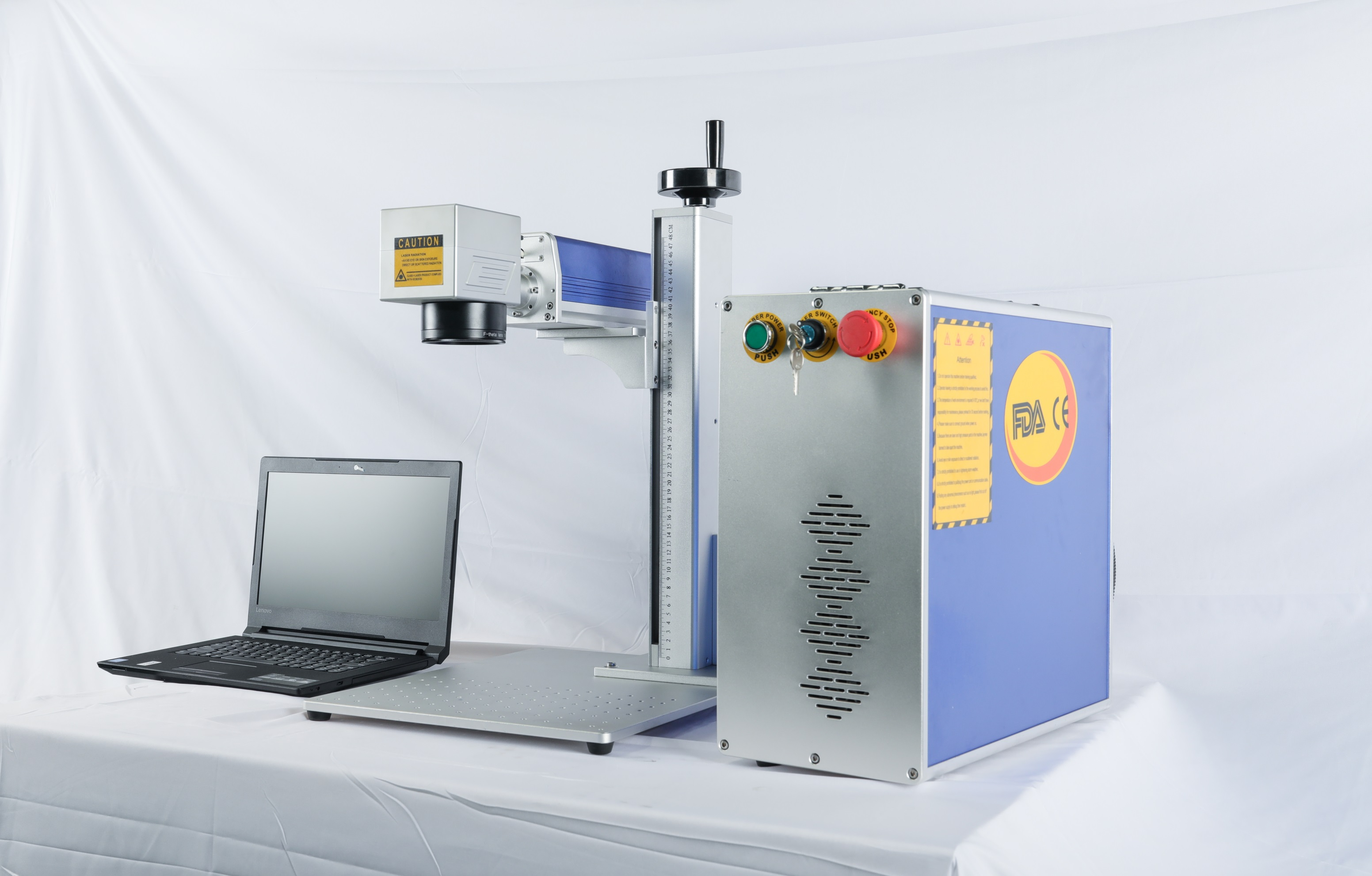 Marking And Engraving 110*110mm 20 W, Machine Good Quality Laser Labeling China Low Price