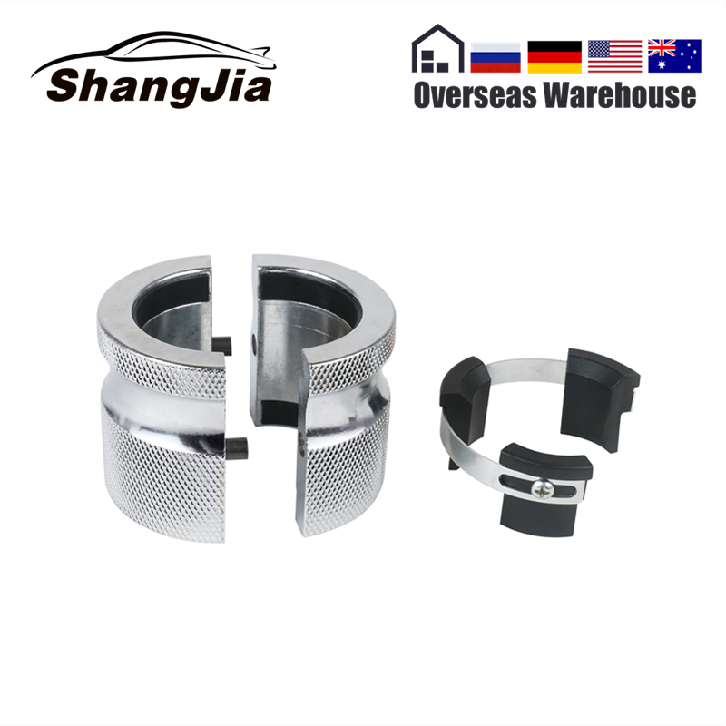 Инструмент для установки масляных пломб, вилок, мотоциклов, регулируемый инструмент 39-50 мм, работает на обычных инвертированных вилках