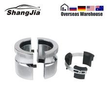 Ferramenta de instalação do condutor de vedação garfo, motocicleta ajustável 39mm-50mm funciona em ou invertida convencional garfos instalar