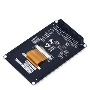 Image 5 - TZT 3.2 inç LCD TFT dokunmatik ekran ile ILI9341 için STM32F407VET6 geliştirme kurulu siyah