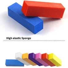 10 шт/компл полировочные шлифовальные блоки для дизайна ногтей
