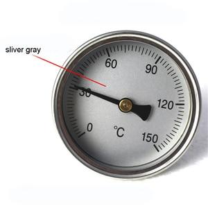 Image 2 - Food Grade Metalen Thermometer Thermometer Naald Temperatuur Thermometer Voor Distilleerder