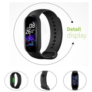 Image 3 - 2021 Smart Band Men Woman Smartwatch Blood Pressure Heart Rate Monitor Fitness Bracelet Smart Watch For iPhone Xiaomi Android