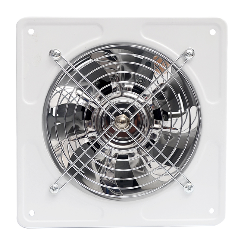 US $25.59 23% OFF|Wall Mounted Variable Speed Shutter Exhaust Fan Bathroom  Kitchen 6inch Efficient Deodorization and Oil Smoke Ventilator FZY 150-in  ...