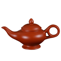 Yixing Teapot 160ml Creative Pu'er Pot Purple Clay Zhu Mud Tea Pots Small Tea Kettle Container Teaware Drinkware As Decor Crafts