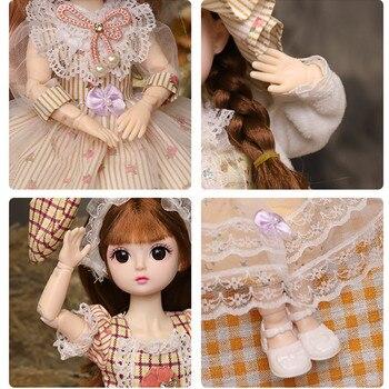 Кукла шарнирная 30 см. 6