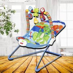 Multi-funktion Baby Elektrische Wiege Schaukel Für Neugeborenen Metall Schaukel Stuhl mit Licht Musik Player Baby Wiege