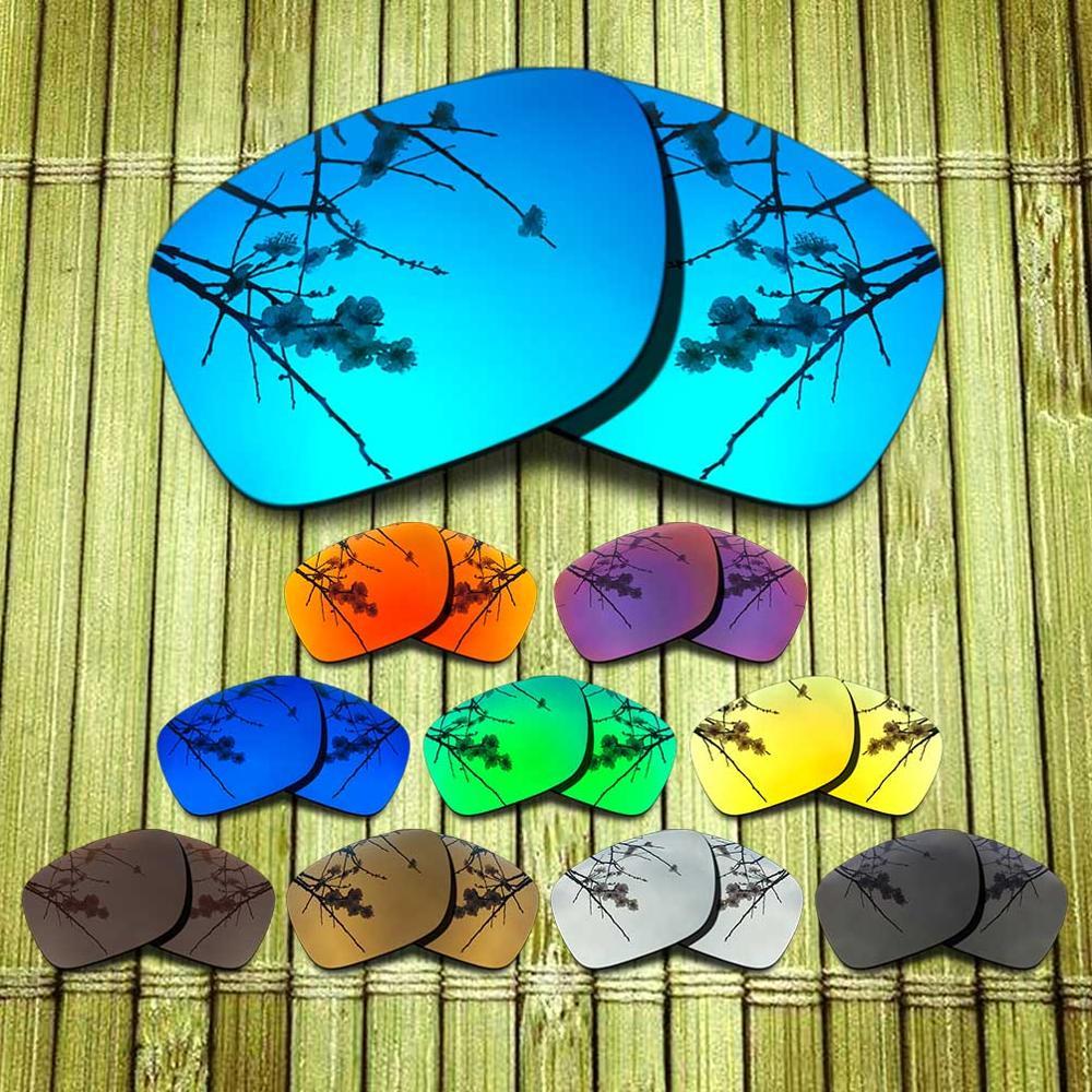E.O.S Polarisé Lentille de remplacement pour garage rock OO9175 Lunettes de soleil-Multi-couleurs