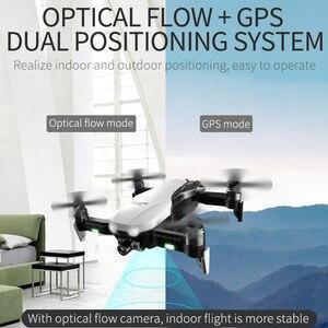 Image 4 - 4K мини Дроны с камерой Квадрокоптер Профессиональный GPS Дрон FPV Радиоуправляемый Дрон Складные Игрушки с дистанционным управлением подарок