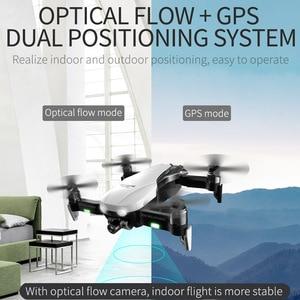 Image 4 - Camera 4K Mini Lái Quadcopter Profissional GPS Máy Bay Không Người Lái FPV RC Drone Gấp Điều Khiển Từ Xa Đồ Chơi Quà Tặng
