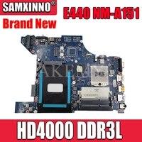 04X4790 AILE1 NM-A151 MAIN BOARD For Lenovo Thinkpad Edge E440 Laptop Motherboard UMA HD4000 DDR3L